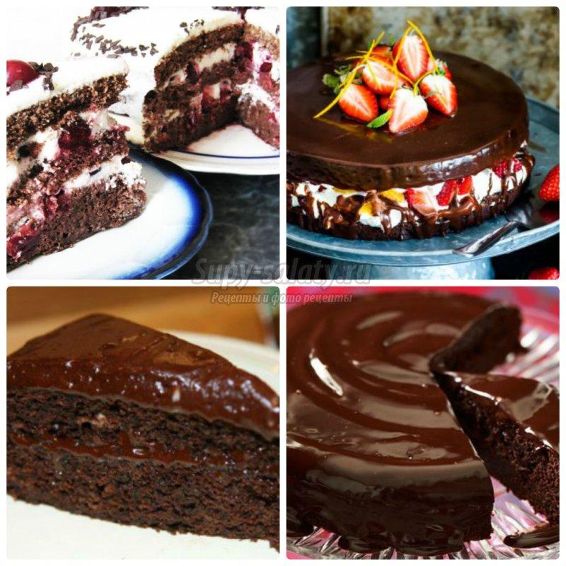 Рецепты тортов лучших