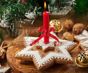 Рождественские пряники. Самые аппетитные рецепты.
