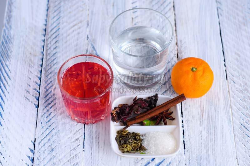 Безалкогольный глинтвейн рецепт с пошагово