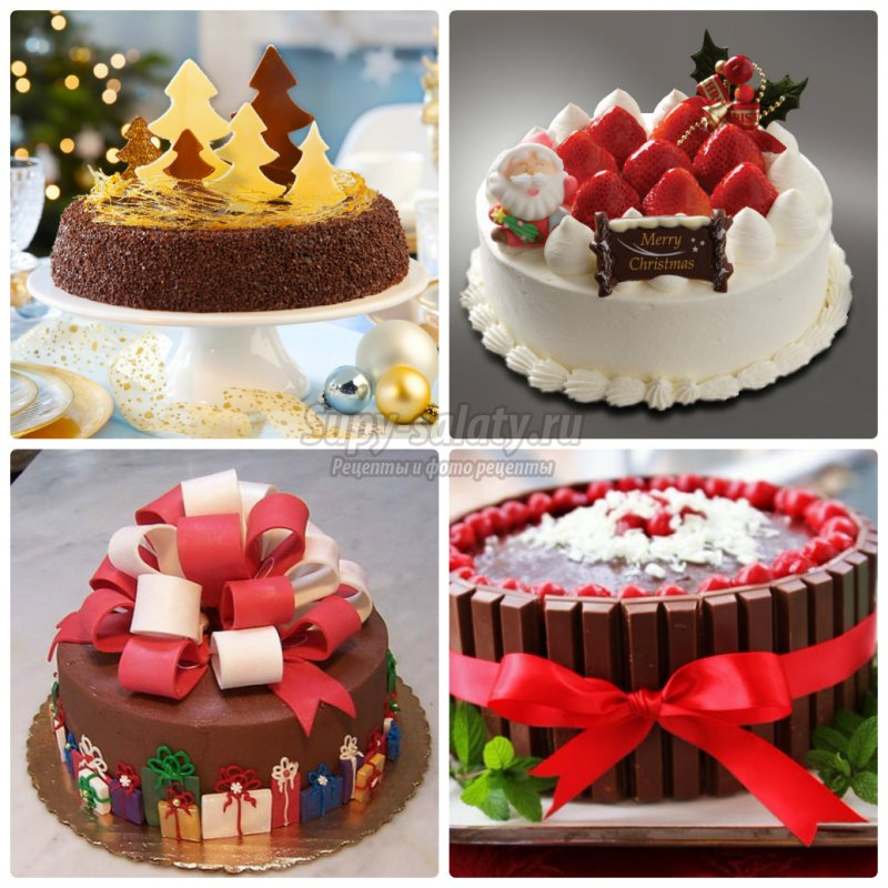 Вкусные торты для ребенка