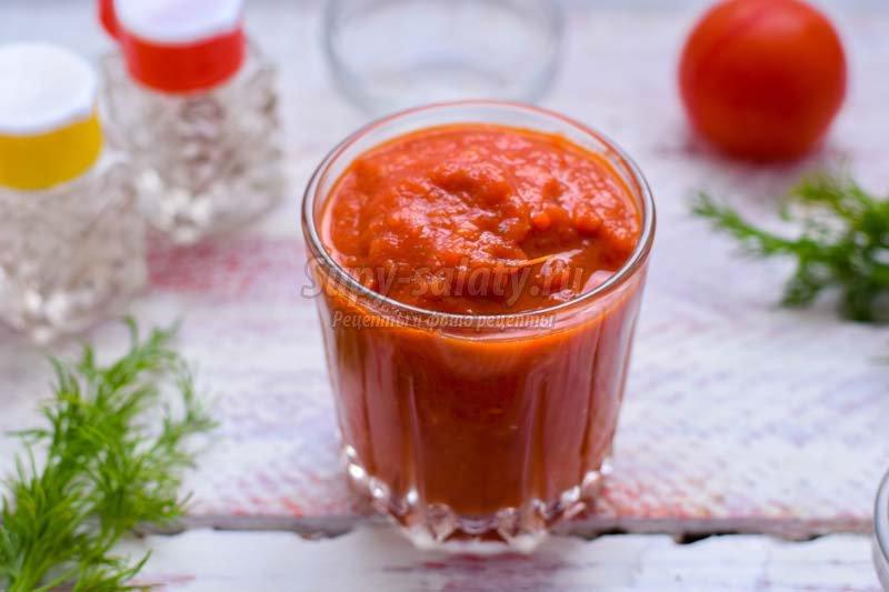 Как самому сделать кетчуп чили