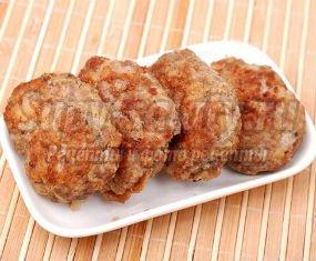 котлеты из говядины: золотые рецепты с фото.
