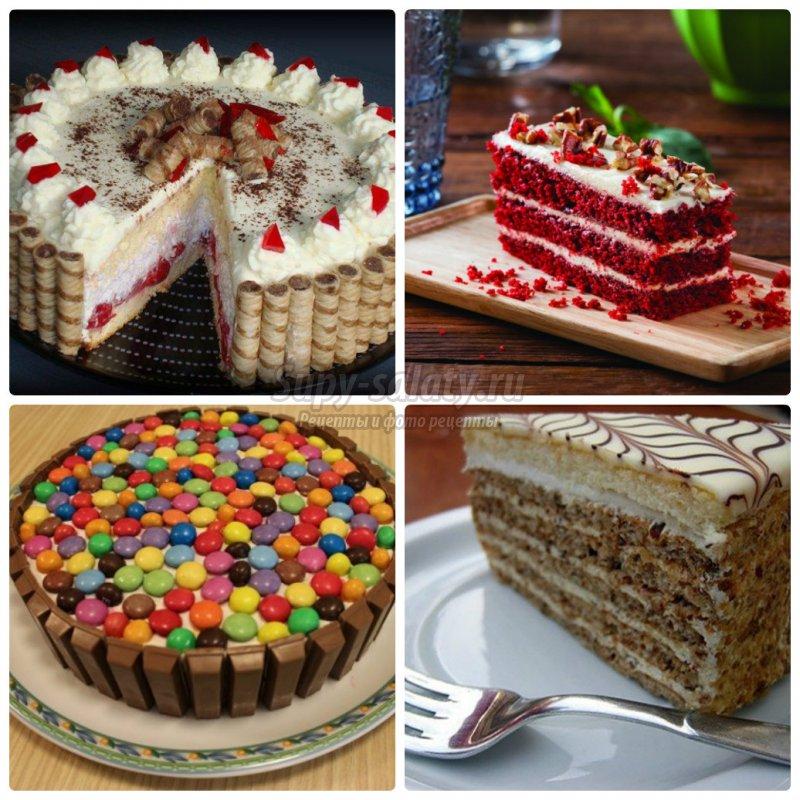 Украсить торт рецепт своими руками 68