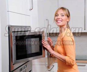 Микроволновая печь: правила выбора