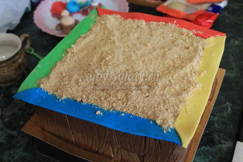Песочнице рецепт