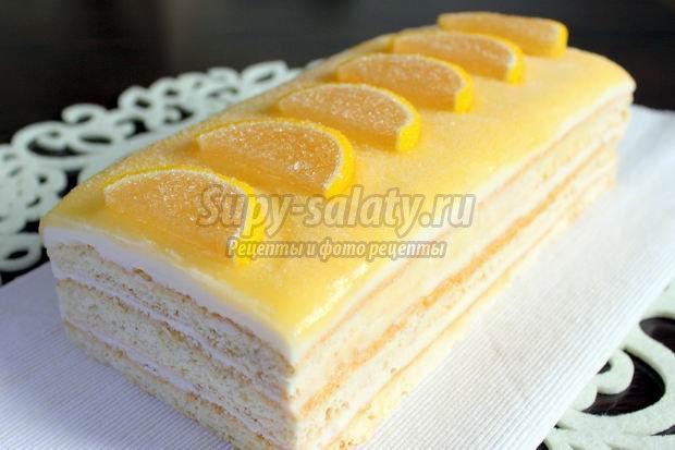 Рецепт для мультиварки: пирог творожный с лимонным ароматом