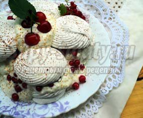 Вкусный торт из зефира без выпечки