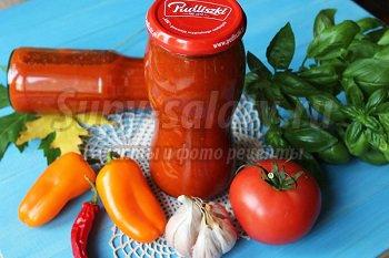 кетчуп с болгарским перцем
