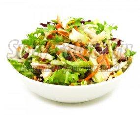 Вкусный салат из капусты: лучшие рецепты с фото