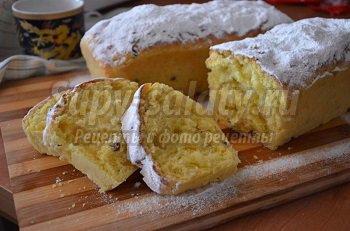 итальянский панеттоне
