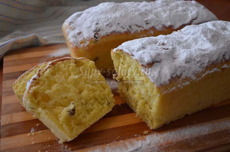итальянский панеттоне рецепт с фото