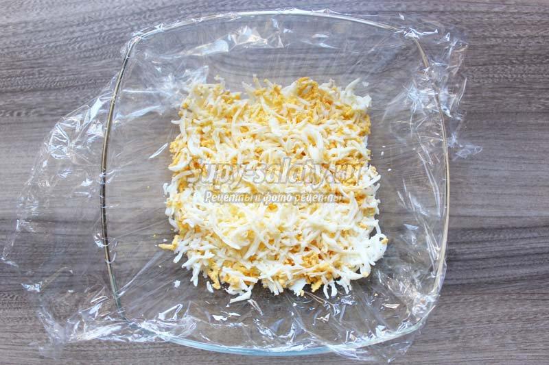 салаты из печени куриной с фото
