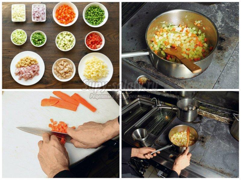 Простые супы на каждый день с фото