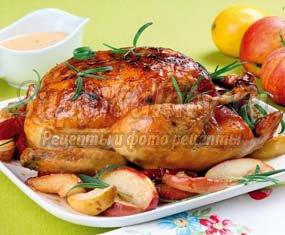 Фирменные рецепты из курицы от Марии