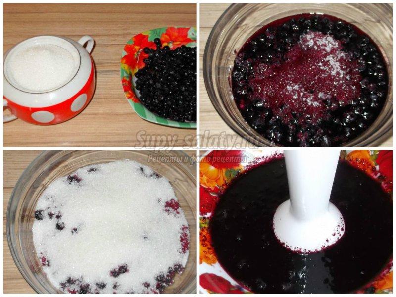Рецепты на зиму с черникой