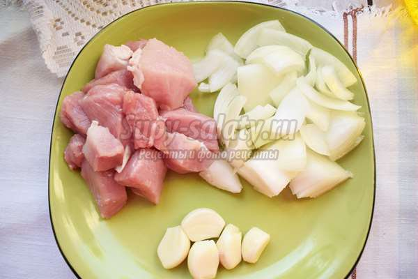 вкусные котлеты из свинины