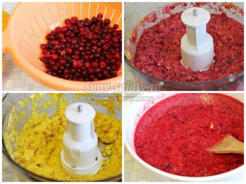 Варенье из клюквы: рецепты на зиму