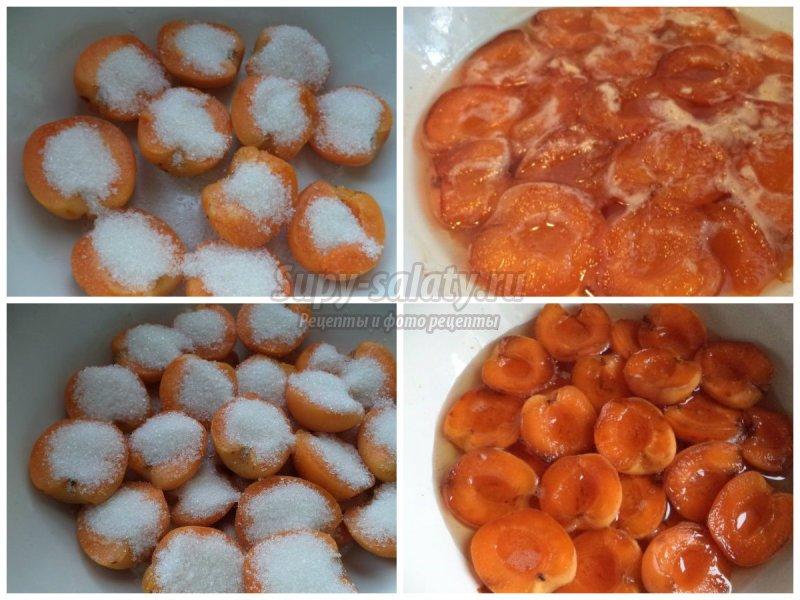 Пятиминутка из абрикосов: рецепты вкусного варенья