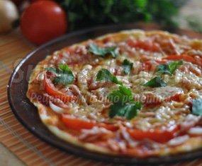 Как приготовить пиццу в микроволновке? Лучшие рецепты