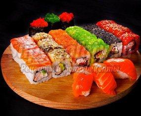 Срок хранения суши и роллов
