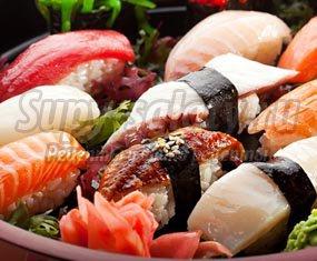 Правила хранения суши