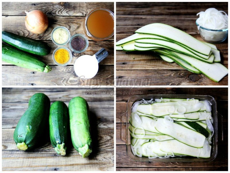 Вкусный салат на зиму из кабачков: золотые рецепты с фото