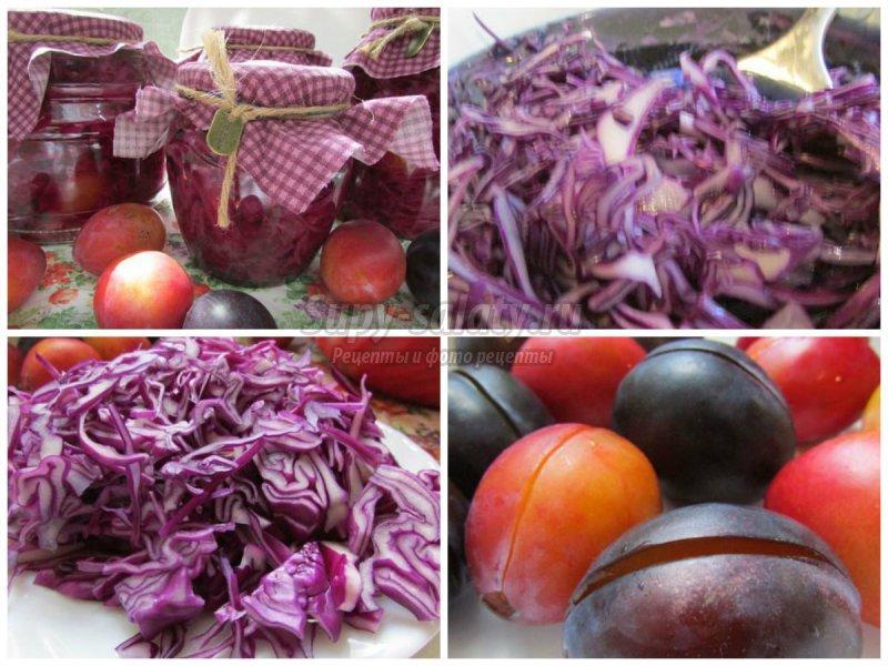 Салат из капусты в банках: лучшие рецепты с фото