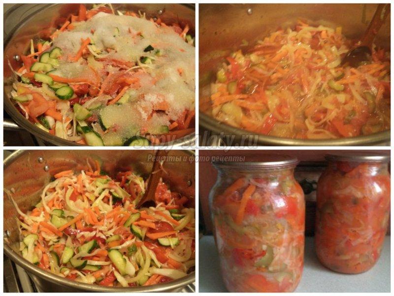 Салат «Огурцы с луком» на зиму: подробные рецепты с фото