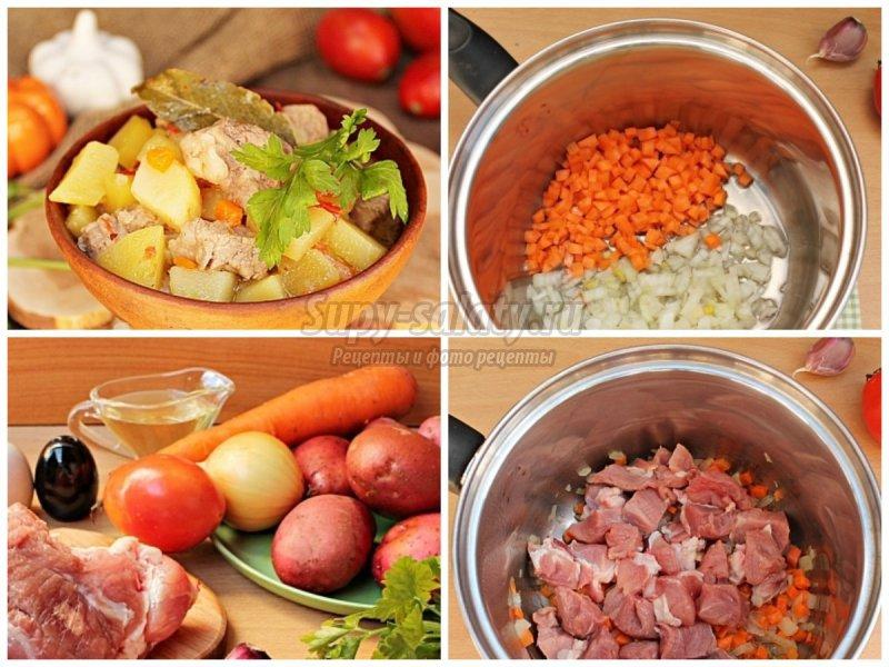 Тушеное мясо в кастрюле: вкусно и полезно. Лучшие рецепты с фото
