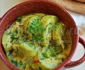 Тушеные кабачки: золотые рецепты с фото
