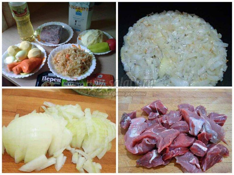 Тушеная капуста с картошкой: золотые рецепты с фото