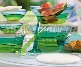 Посуда Tupperware для вашей кухни