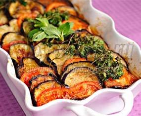 Простые блюда из баклажанов: простые и вкусные рецепты