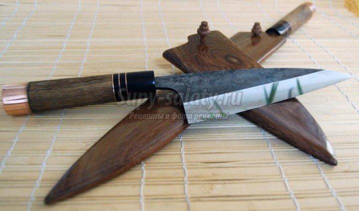Японский нож для кухни нож victorinox junior 03 85 мм 15 функ красный